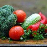 Vegetables can be the economical option.